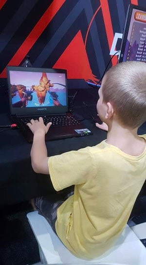 Kids video gaming addiction: Who's to blame?