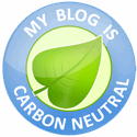 Turning my Blog Carbon Neutral