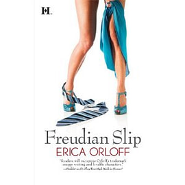 Reading The Freudian Slip... a novel by Eric Orloff